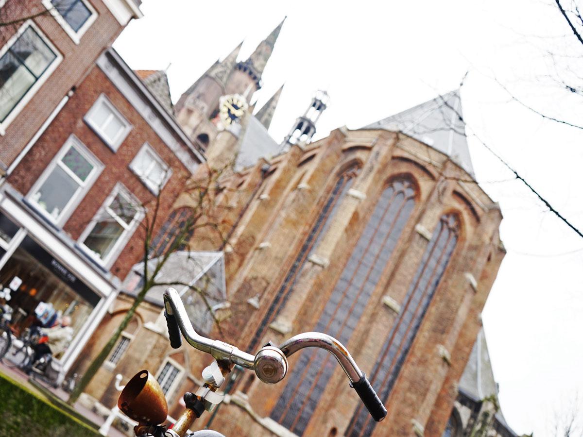 Delft-start-Groene-Hart