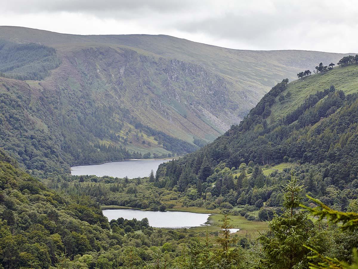 LR Glendalough, Upper and lower lake Jonathan Andrew IMG_2841