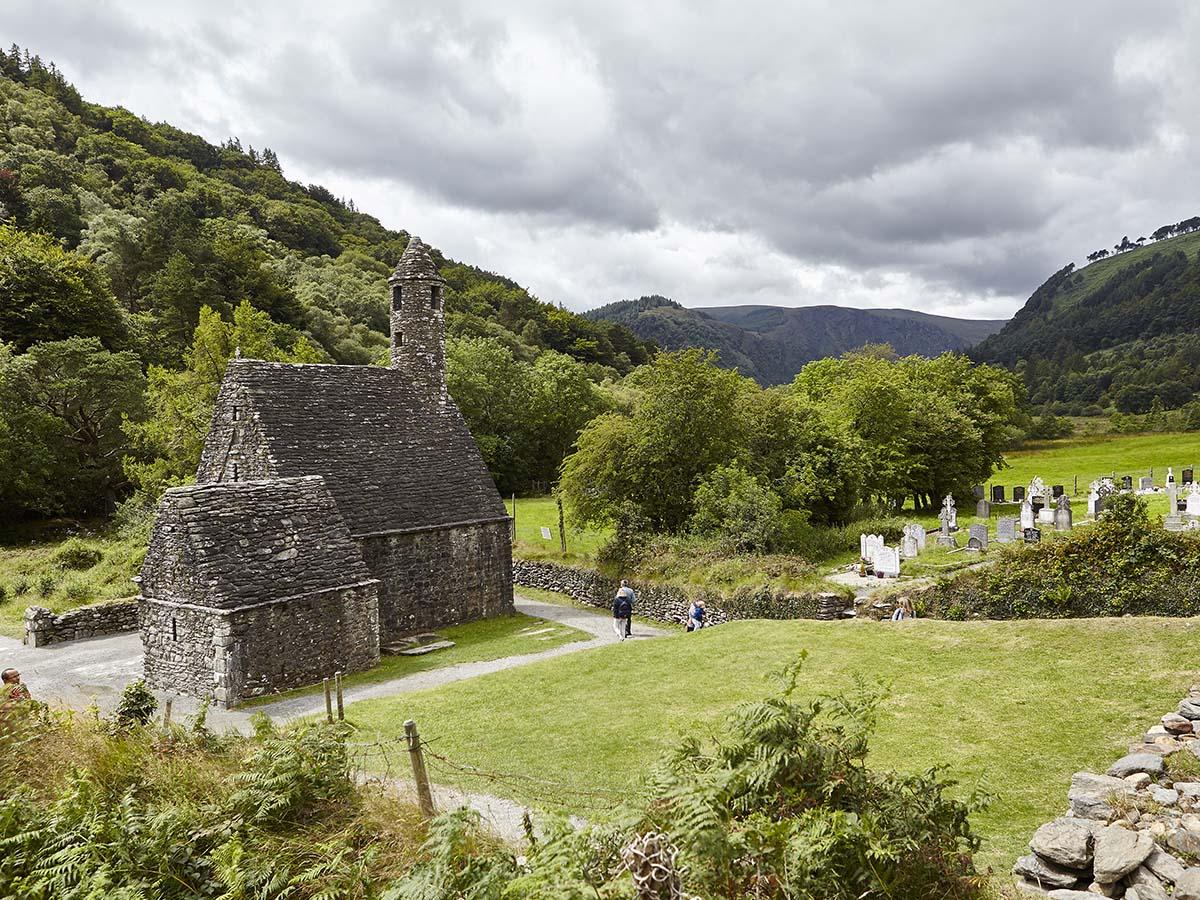 LR Glendalough monastic site Jonathan Andrew IMG_2885
