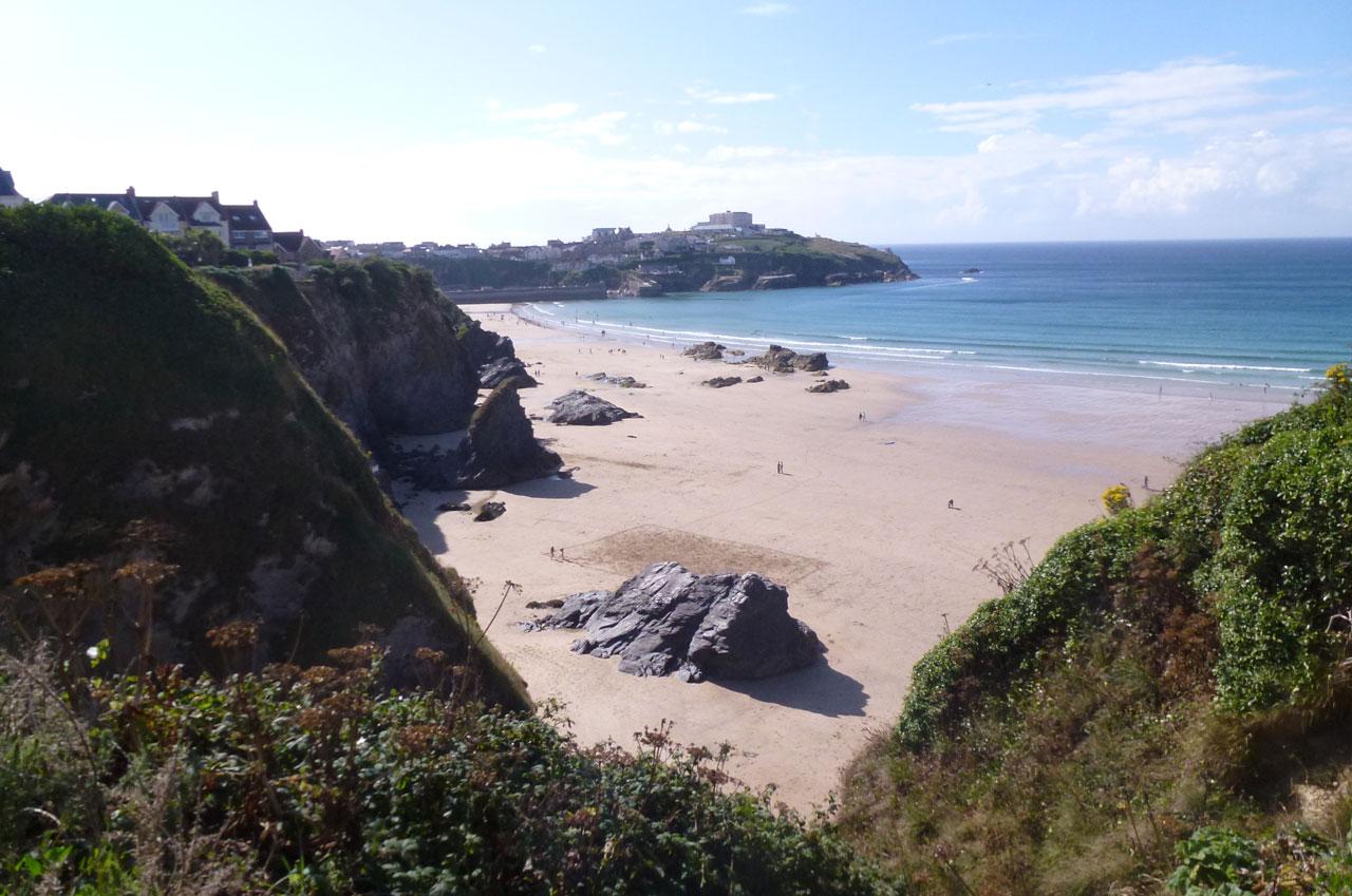 Cornwall kustroute